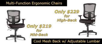 ergonomic mesh back office chairs 364