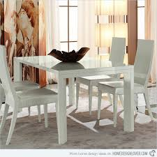 Small Picture Refreshingly Neat 15 White Dining Sets Home Design Lover