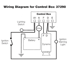 wiring diagrams for classic car parts from holden vintage dynamo regulator control box type rb106 lucar terminals