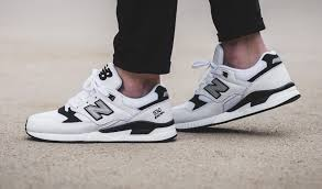 new balance 2017. last featured in its re-engineered variation, the new balance 530 returns a timeless finish for spring 2017. 2017