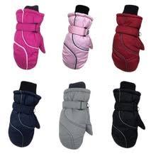 Детские спортивные зимние <b>перчатки для</b> улицы, <b>теплые</b> ...