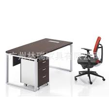functional office furniture. guangdong office furniture wholesale e1 grade slab computer desk with a simple combination of multifunctional functional s