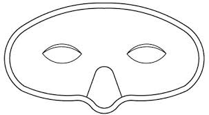 Plain Mardi Gras Masks To Decorate Texas Reading Club Color Your WorldRead Texas State 1