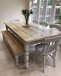 table design. Inspiring Farmhouse Table Design Ideas 06