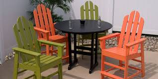 plastic patio furniture. Recycled Plastic, Also Referred To As Marine-grade Polymer (MGP), Is A Type Of Plastic Derived From Post-consumer Bottle Waste And Post-industrial Materials Patio Furniture