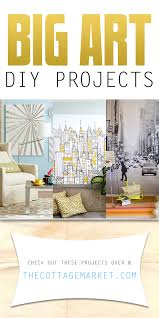 largearttower on big wall art diy with big wall art diy projects the cottage market