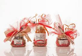 is offering them to you gift wrapped with a jar of arabelle showcasing the effortless sophistication of southern entertaining and the marriage of good