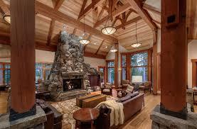 Rustic Interior Design Rustic Design Ideas Canadian Log Homes