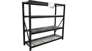 costco garage shelving with wall shelving units and wire shelving units