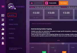 adamo ads manual adspyglass help 2 add your site