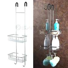 over the door shower caddy plastic. Interesting Shower Showers Over The Door Shower Caddy Caddies Hook Target Double Shelf  Hanging Plastic To Plastic