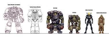 Ork Height Warhammer 40 000 Eternal Crusade Official Forum