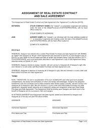 Sale Agreement Template For Property Sample Installment Agreement ...