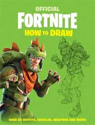 Wh Smith Paperback Chart Fortnite Official How To Draw Official Fortnite Books