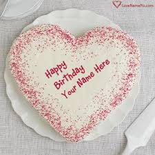 Photo Edit Online Birthday Cake Name Generator Cool Love Pics With Name Edit