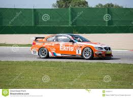 BMW Convertible bmw m3 gt4 : BMW M3 GT4 PRO RACE CAR editorial photography. Image of bernhard ...