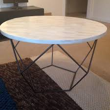 round coffee table west elm table designs