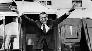 Nixon Administration Cabinet From The Archives Nixon Dies Ex President Was Major Figure On