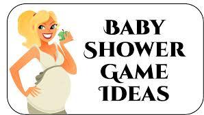 Unique Baby Shower Game Ideas