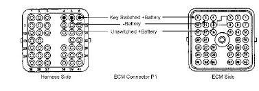 3126 Cat Ecm Pin Wiring Diagram Detroit Diesel Series 60