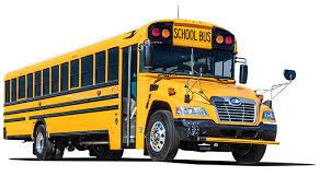 Blue Bird Vision Diesel Bus