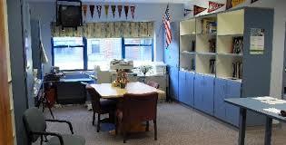 high school office. Office High School