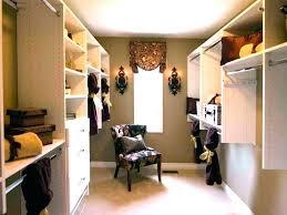 turn closet into pantry
