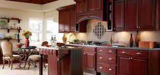 Are those cherry cabinets with brushed nickel hardware? Be still ...