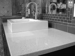 bathroom countertop tile ideas. Latest Cheap Countertop Options At Charming White Granite Bathroom Countertops Tile Ideas