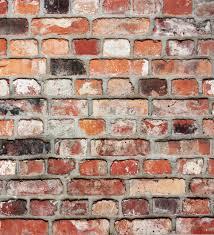 free old brick wall color