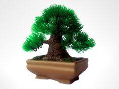 bonsai tree for office. Artificial Bonsai Tree Trendy Office Decor Gifts For
