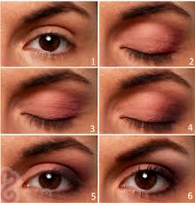 daytime brown eyes makeup tutorial bring out your brown eye color with this easy daytime