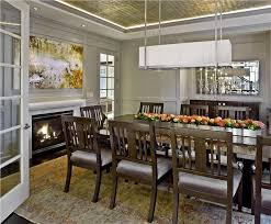 larger casual contemporary dining room by garret werner casual dining room lighting