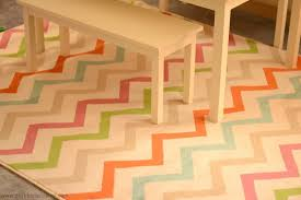 mohawk chevron playroom rug from it happens in a blink