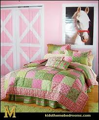 Equesrian Theme Bedroom Decorating Ideas Maries Manor Girls Theme Bedrooms.  Cowgirl ...