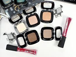 l oreal colour riche eye shadow neutral shades swatches