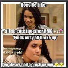 Hoes be like #instagram #humor | *Bitches Be Like* | Pinterest ... via Relatably.com