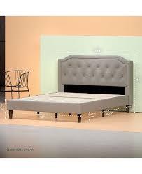 Kellen Platform Bed Frame / Strong Wood Slat Support, Full