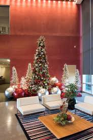 office holiday decor. christmas interior design holiday decor custom office corporate restaurant f