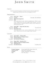 Make A Resume Inspiration How To Make A Resume Template ] How To Make A Resume Template How