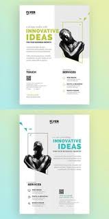 Modern Brochure Template Flyer Design Vector Template Vivid South