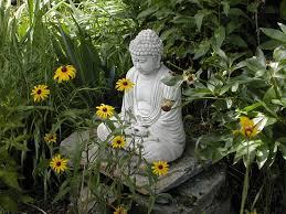 Buddhist Garden Design Image