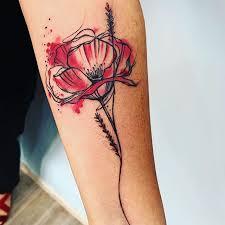Tetování Vlčí Mák Význam