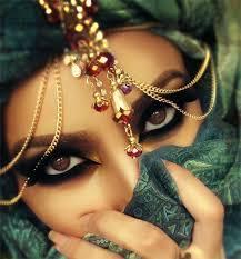 arabian nights fantasy eyes