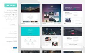 Free Templates Templated Free Css Html5 And Responsive Site Templates