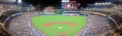 Nationals Stadium Chart Nationals Park Tickets And Seating Chart