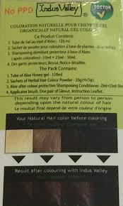 Valley Rolling Color Chart Natural Hair Dye Permanent