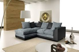 small corner furniture. dylan jumbo cord corner group sofa black and charcoal right or left small furniture e