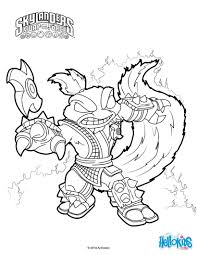 Small Picture Skylanders Trap Team coloring pages 52 free online printables