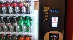 Soda Vending Machines Beauteous Gone Are The Days Of Office Vending Machines Stocked With Soft